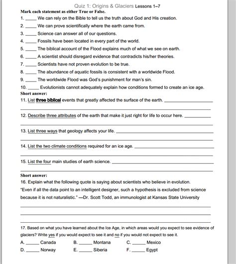 by the waters of babylon worksheet answers images