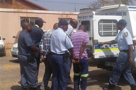 cit arrest south africa today