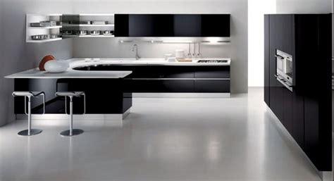 white and black kitchen designs cozinhas em l cozinhas modernas 1728