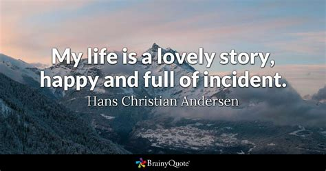 hans christian andersen  life   lovely story happy