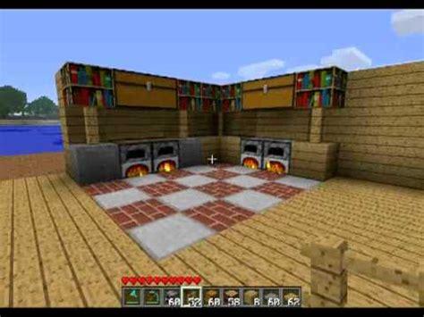 cuisine dans minecraft minecraft comment faire une cuisine