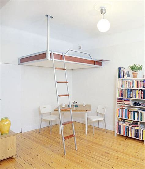 hanging bunk beds free plans at 21 loft beds in different styles space saving ideas for