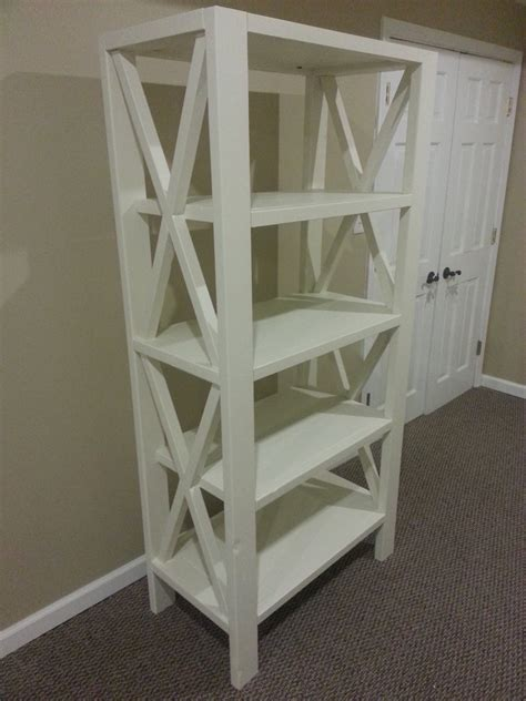 ana white  bookcase diy projects