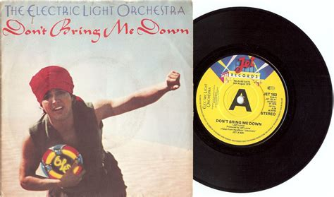 electric light orchestra don t bring me jeff lynne song database electric light orchestra uk singles