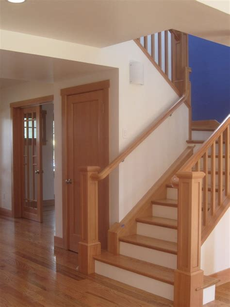 craftsman style staircase craftsman style staircase design staircases railings