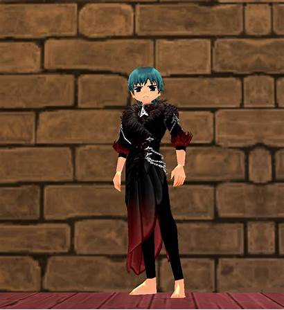 Outfit Scarlet Pose Nightstalker Grand Idle Wiki