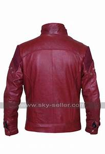 Guardians of the Galaxy 2 Starlord (Peter Quill) Leather ...