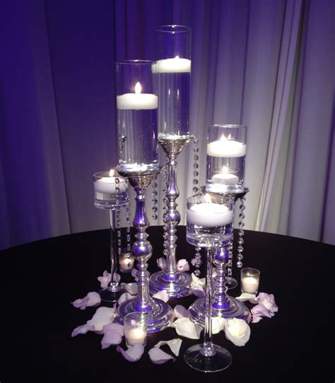 simple and guest table decor wedding flowers and