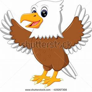 Cartoon Eagle Stock Images, Royalty-Free Images & Vectors ...
