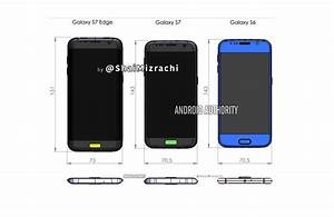 Diagram Of Samsung Galaxy S7  S7 Edge Leaked