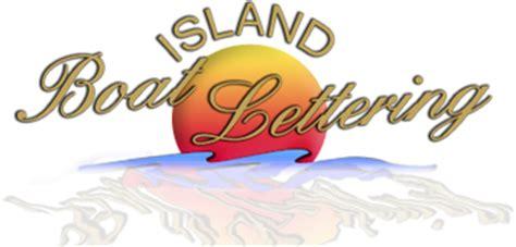Boat Logos Lettering by Boat Lettering Do It Yourself Vinyl Lettering Boat