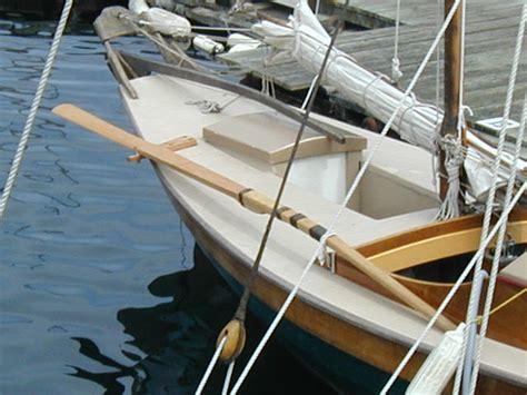 Sculling Oar Boat by A Rowing Oar