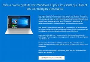 Comment Avoir Windows 10 Gratuit : windows 10 toujours gratuit pourquoi et comment faire ~ Medecine-chirurgie-esthetiques.com Avis de Voitures