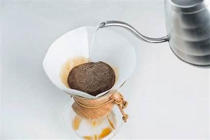 Coffee Water Chemex Brew Guide Ratio Step