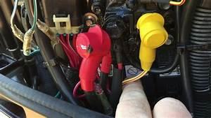 Trim Motor Relay Replacement