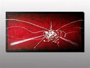 Tableau Peinture Moderne : tableau peinture moderne abstrait 9 ~ Teatrodelosmanantiales.com Idées de Décoration