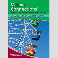 Making Connections Audio Cd Book 4  School Specialty Eps