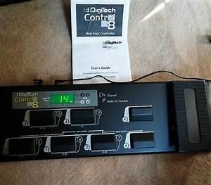 Midi Auto 82 : digitech control 8 midi foot controller pedal reverb ~ Medecine-chirurgie-esthetiques.com Avis de Voitures