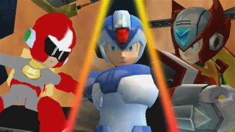 Protoman Vs Megaman X Vs Zero Youtube