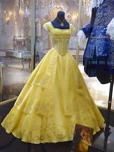 hollywood movie costumes and props emma watson and dan With emma watson belle wedding dress