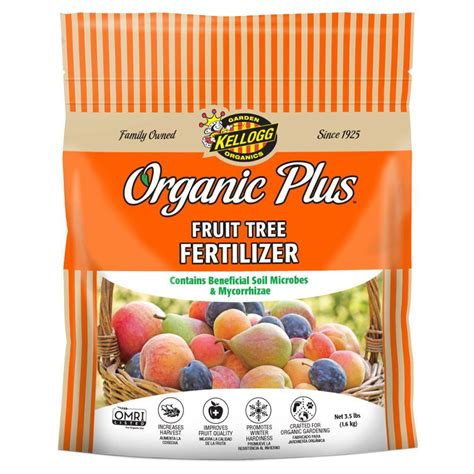 Kellogg Garden Organics 35 Lb Fruit Tree Fertilizer3002