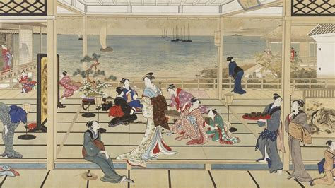 Women's Lives In Edo-period Japan