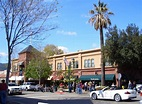 Downtown Pleasanton, CA | B A Y . A R E A