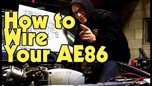 Diy Ae86 Fuse  Relay Panel
