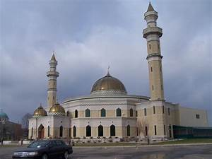 A list of 'famous' mosques around the world