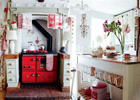 vintage country kitchen inspired by interior design country cottage style the 3182