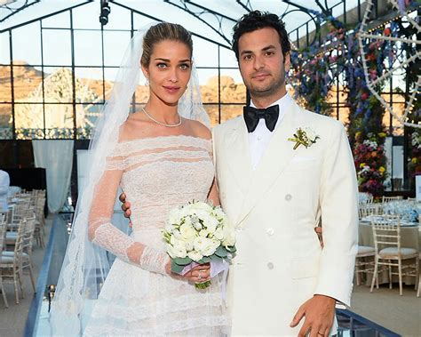 Ana Beatriz Barros Marries Karim El Chiaty: Wedding Photos