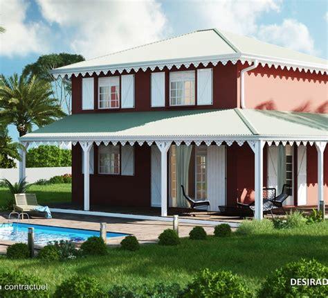 plan maison plain pied 4 chambres avec suite parentale constructeurs de maisons nf en martinique 972 maisons