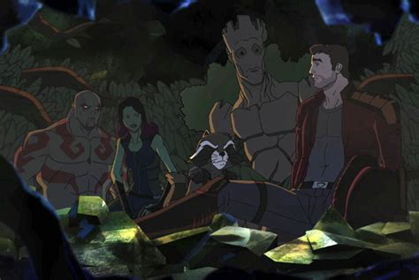 Guardian Animated Wallpaper - guardians of the galaxy season 2 premiere review collider