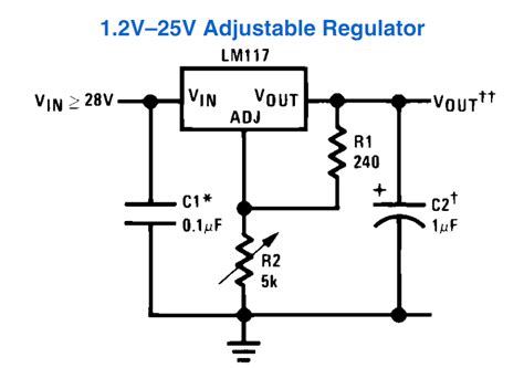 Variable Power Supply Circuit Using