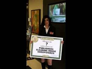 How to Spot Publishers Clearing House Scams - YouTube
