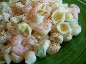 Pasta Salad Recipes with Shrimp