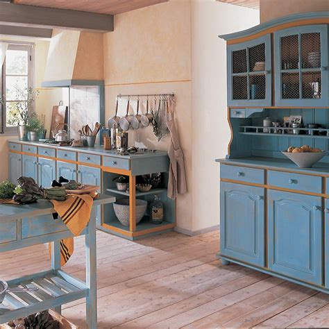 decoration provencale pour cuisine réaliser une cuisine provençale