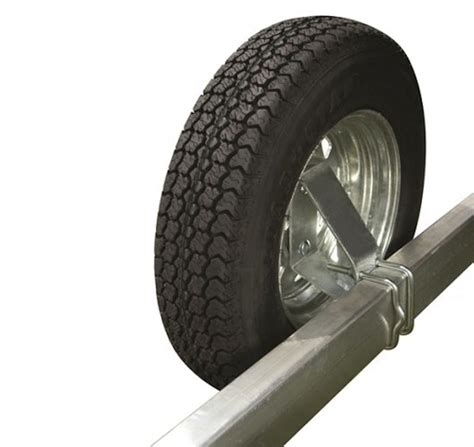 Boat Trailer Tire Mount by Boat Trailer Spare Tire Carrier Mounts Up And Away Galvanized