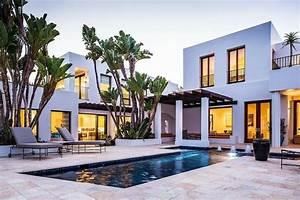 Maison Los Angeles : belle maison d architecte situ e dans la c l bre ville des ~ Melissatoandfro.com Idées de Décoration