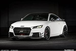 Audi Tt 2018 : the 2018 abt audi tt rs and limited edition abt audi tt rs ~ Nature-et-papiers.com Idées de Décoration