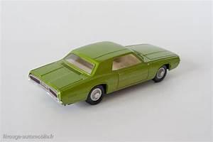 Les Dinky Toys série 1400 Filrouge automobile