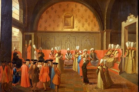 What Did The Viziers Of The Ottoman Divan Do by Social Structure Of Ottoman Empire Political Organization