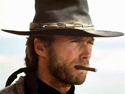Clint Eastwood Western Hat Icon Cowboy Movies