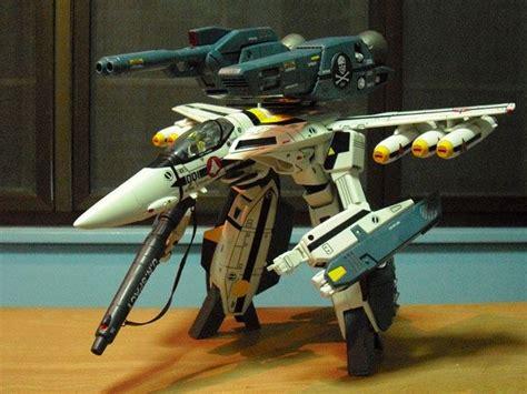 Macross Vf-1s Gerwalk Mode