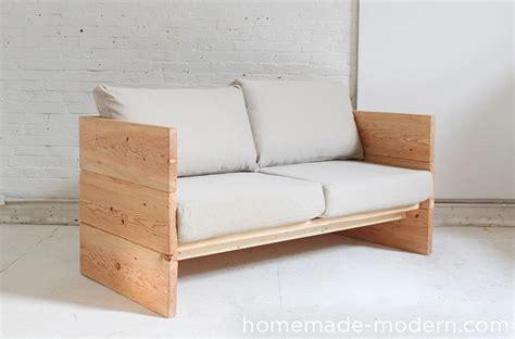 homemade modern diy ep box sofa options diy bloggers