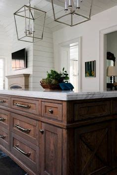 pictures of kitchen cabinets with hardware an expansive coffee stained kitchen island is accented 9105