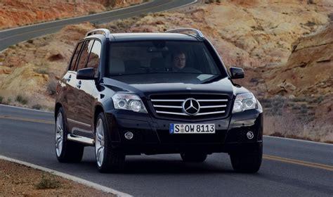 2010 Mercedes Glk-class Review