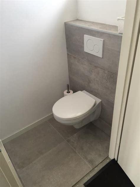 toilet afkitten waterdicht afkitten badkamer 6 m2 toilet half