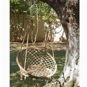 Accrocher Hamac Arbre : hamac circulaire accrocher hamac et bain de soleil sur ~ Premium-room.com Idées de Décoration