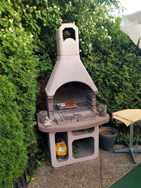 stein grill gro 223 in mannheim sonstiges f 252 r den garten balkon terrasse kaufen und